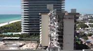 Collapsed Florida condo to be leveled late Sunday