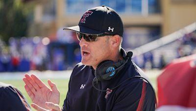 Texas Tech fires football coach who followed Kliff Kingsbury