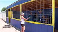 Pueblo students spend summer renovating high school's field