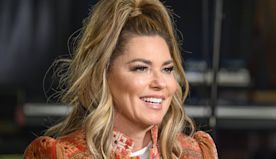 Shania Twain re-creates iconic leopard look from 1997 in new music video