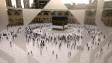 For a second year, coronavirus shrinks Saudi Arabia's once immense hajj pilgrimage