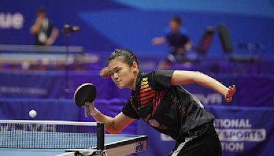 WTT卡達桌賽/莊智淵今男單出賽奧地利 混雙、女雙拼進4強