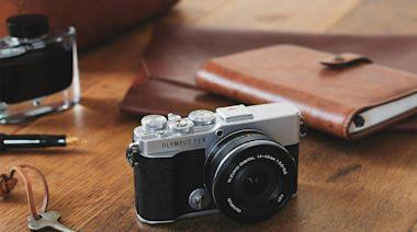 全新OLYMPUS PEN E-P7 日系復古微型單眼相機   蕃新聞