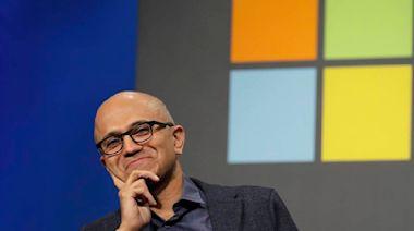 微軟執行長納德拉 兼任董座 - 工商時報