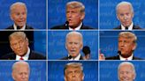 For the US media, the mute button was the star of the Trump v Biden clash