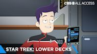 "Star Trek: Lower Decks - Boimler's Got A Girlfriend (Ep. 5, ""Cupid's Errant Arrow"")"