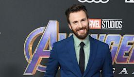 Chris Evans invites fans to Avengers reunion with original cast