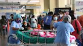 Hospitals on the brink in Peru as coronavirus epicentre shifts to the Americas