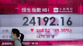Global shares mixed as virus fears cloud economic outlook