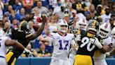 Bills get wakeup call from Steelers. Will they respond or hit `snooze' button?
