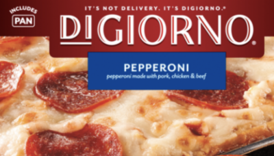 Thousands Of DiGiorno Frozen Pizzas Are Being Recalled Due To Undeclared Allergens