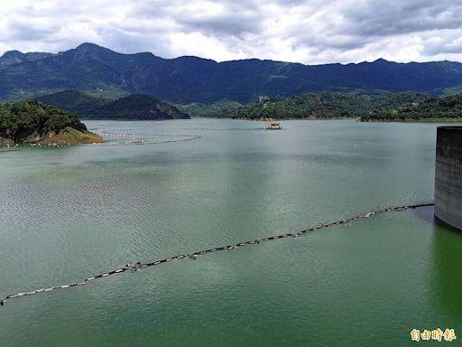 烟花颱風外圍環流影響 曾文水庫估「小進補」700萬噸