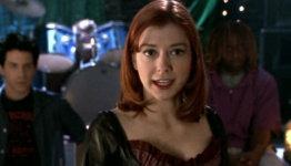 Willow's Best Moments in BUFFY THE VAMPIRE SLAYER