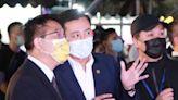 黃偉哲歡迎新竹市民至台南輕旅行