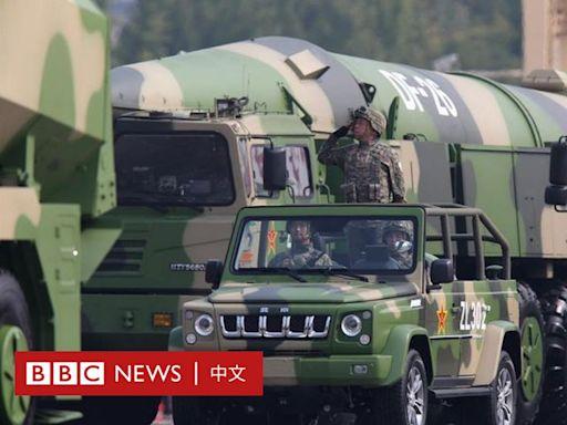 中國火箭軍加強備戰 美軍設法「稀釋來襲火力」