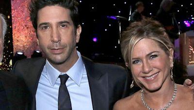 Jennifer Aniston addresses David Schwimmer dating rumours