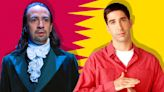 'Hamilton' vs. 'Friends' Is The Most Bizarre Match-Up Of The 2021 Emmys