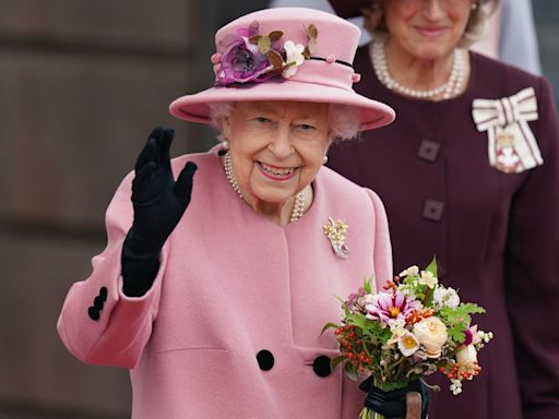 Queen Elizabeth II spends night in hospital for tests, in 'good spirits,' palace says