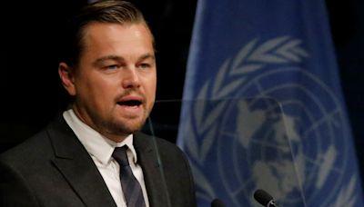 Leonardo DiCaprio pledges $43m for Galapagos Islands rewilding