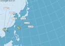 菲律賓海面熱帶低壓距台灣近 第4號颱風「哈格比」最快明生成立即發海警