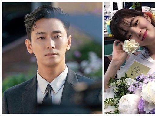 韓素希的首部電影《Gentleman》確定搭擋朱智勛!