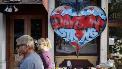 Relatives of Dayton shooting victims sue gun magazine maker