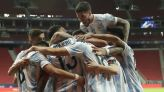 Argentina beats Uruguay 1-0 in Copa America classico