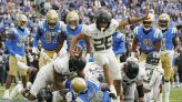 COLLEGE FOOTBALL TODAY: Oregon's Dye scores four straight