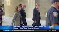 Trump Organization CFO Back In Court