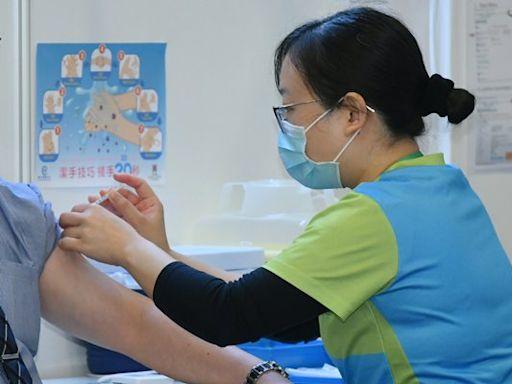 新冠疫苗累計接種逾174萬劑