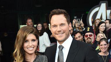 Chris Pratt Hypes Up Wife Katherine Schwarzenegger in Postpartum Talk: 'You Look So Good, Honey'