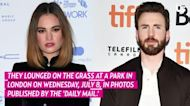 Chris Evans Breaks His Silence After Accidentally Leaking Nude Photo