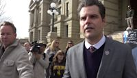 Gaetz's new defense in sex crime probe: I'm like Trump