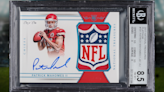 Mahomes autographed card sells for record $4.3M