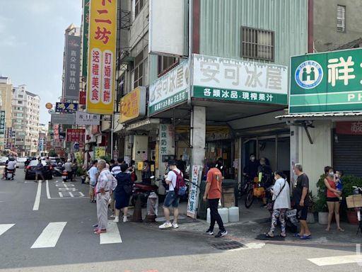 蛋黃酥名店不二坊之亂又上場 警出動拖吊車維護交通