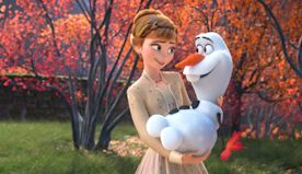 Frozen II Has A Post-Credits Scene With A Callback To The First Movie