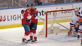 Sam Bennett's hat trick leads Florida Panthers past New York Islanders