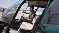 Lebanon's army fundraises with helicopter rides