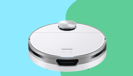 Score a Samsung robot vacuum for $100 off—but only for today