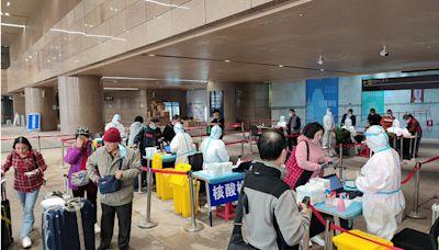 陸本土疫情再起9人確診擴散4省 貴州也發現1例有甘肅旅遊史
