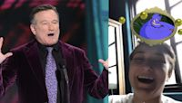 Robin Williams' Daughter Zelda's Reaction To Matching With Genie On Disney IG Filter Is Perfect!
