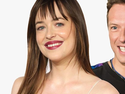 Dakota Johnson Continues to Fuel Rumors With an Emerald Ring on Her Left Finger