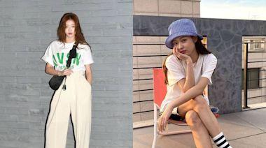 韓國150-160cm女生直接穿出170cm視覺!參考「精靈系」女生的3大顯高穿搭法