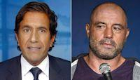 Joe Rogan trounces Sanjay Gupta