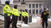 Security officials urge Minnesotans to avoid state Capitol