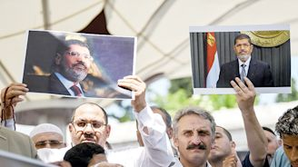 Morsi: From president to death as inmate - Kuwait Times