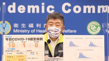 武漢肺炎》留學生可先打疫苗?陳時中:前往國家若無疫苗打 可在台灣打