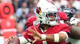 Kyler Murray's visits to medical tent Sunday are reminders how fleeting Arizona Cardinals' success can be
