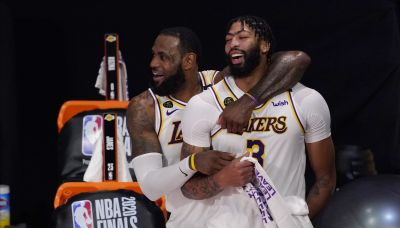 NBA Finals betting: A huge bet comes in on healing Lakers to win second straight championship