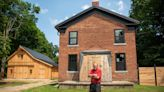 Historic preservation continues at Shepard House, Battle Creek's oldest brick home